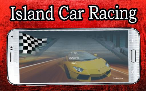 섬 자동차 경주