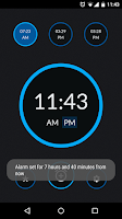 Screenshot of Clock Mate - The Alarm Clock