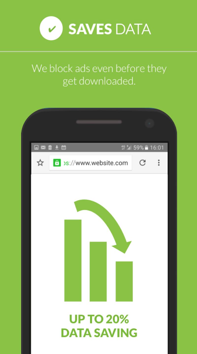 Free Adblocker Browser - Adblock & Popup Blocker Screenshot 4