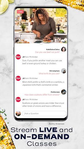Food Network Kitchen 6.15.2 Screenshots 4