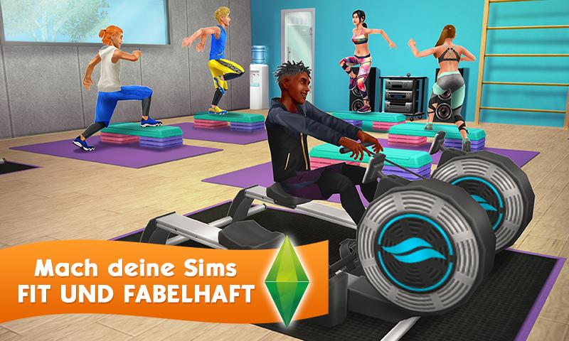 Die Sims™  FreePlay – Screenshot