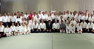 La familia del Aikido Almeriense disfrutó en Madrid.
