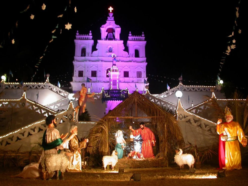best-places-to-celebrate-christmas-in-india-Goa