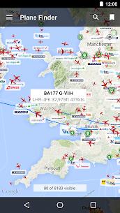 Plane Finder – Flight Tracker v7.7.9 (Paid) 1