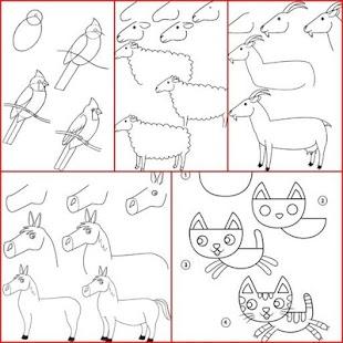 Tải Game vẽ động vật cho trẻ em