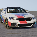 Drive BMW M5 & Parking School APK