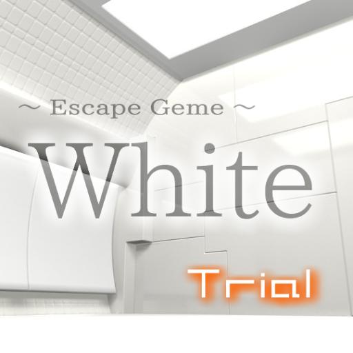 脱出ゲームWhite(お試し版) 冒險 App LOGO-硬是要APP