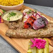 Grilled Beef Kafta Supreme
