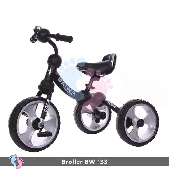Xe đạp 3 bánh Broller XD3-133 7
