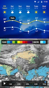 Weather Forecast 1.0.7.9 APK with Mod + Data 3