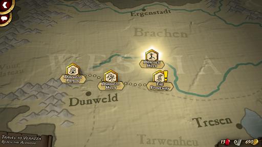 Traitors Empire Card RPG 0.73 screenshots 21
