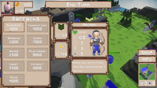 Necro Wars apkmind screenshots 14