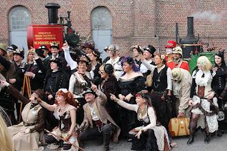 Photo: Dampffestival - Zeche Hannover