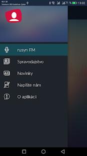 rusyn FM - náhled