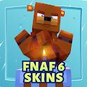 Fnaf 6 Skins for Minecraft icon