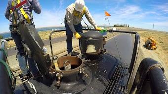 Tanker Crush