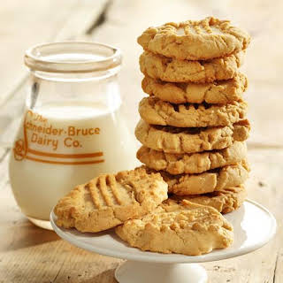 Peanut Butter Sensation Cookies.