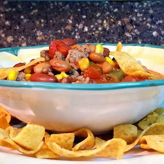 Tiffany's Taco Soup.