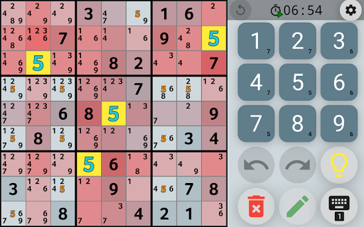 Sudoku Free screenshots 19