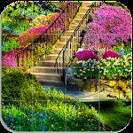 Tile Puzzle Gardens Icon