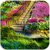 Tile Puzzle Gardens