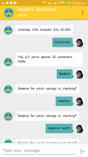 PesaKit Assistant screenshot 2
