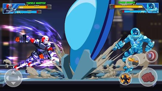 Robot Super: Hero Champions 4