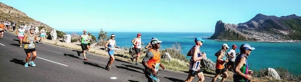 Annual Running Events in and around Cape Town