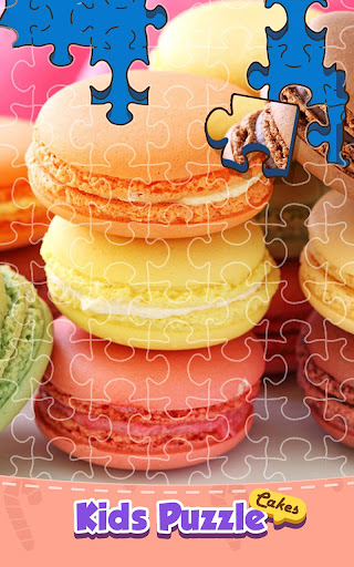 Cake Candy Jigsaw Puzzle