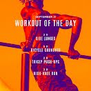 Workout of the Day - Facebook Carousel Ad item