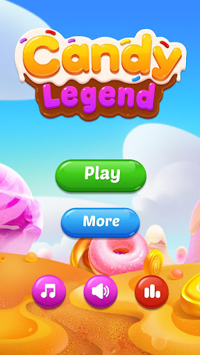Candy Legend 1.6.3181 gameplay | by HackJr.Pw 8