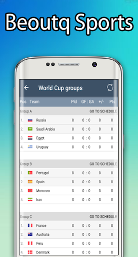 BeoutQ Sports screenshot 2