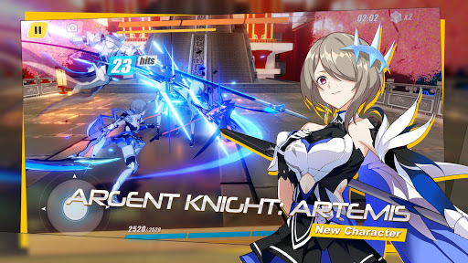Honkai Impact 3  code Triche 1