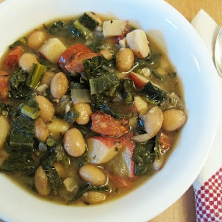 Hearty Kale and Sausage Soup