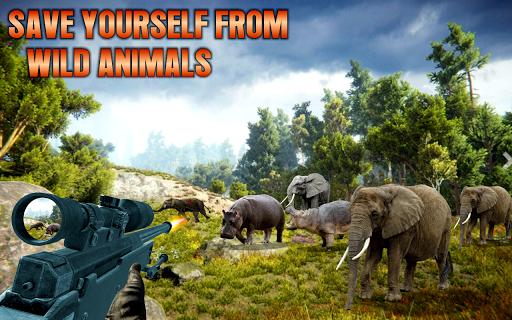 Animal Sniper Hunting: Jeep Simulator 3D 1.0.1 screenshots 11