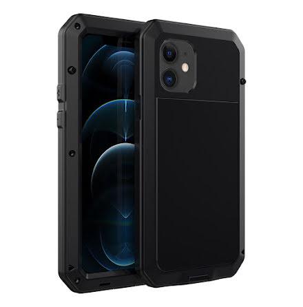 iPhone 12 - Skyddande HEAVY DUTY Aluminium Skal