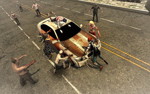 Zombie Fighting Hopeless New Free Shooting Game 3 screenshots 3