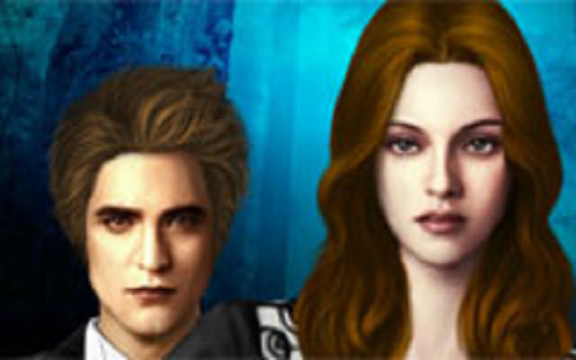 Twilight Celebrity Makeover