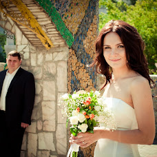 Wedding photographer Nadezhda Baranova (PhotoByNadin). Photo of 04.10.2013