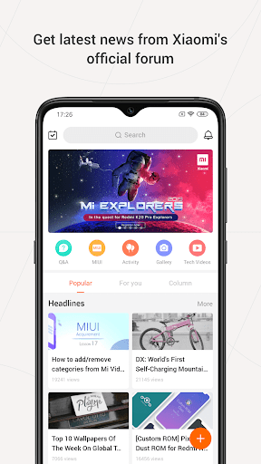 Mi Community - Xiaomi Forum 4.4.1 Apk for Android 1