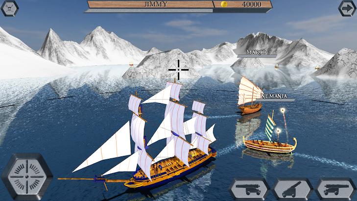World Of Pirate Ships screenshot