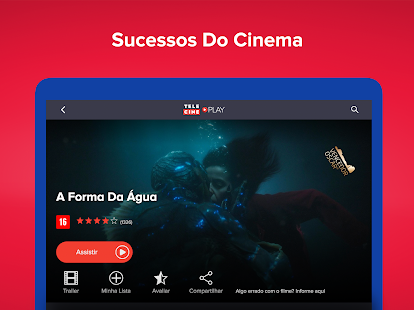 App Telecine Play - Filmes Online APK for Windows Phone