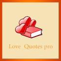 Love Quotes pro 2016 icon