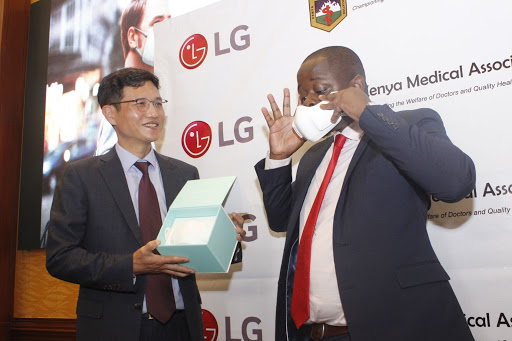 LG Life's Good Restaurant opens to Kenyans