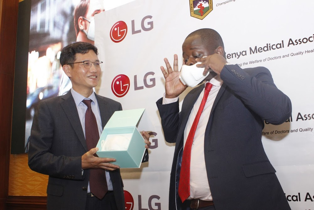 LG Life's Good Restaurant opens to Kenyans
