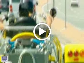 Video: Revetec test day traffic in GTM trike