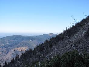Photo: 13.Polica (1369 m) ze stoków Babiej Góry.
