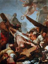Photo: Bourdon, Sébastien - Le crucifiement de Saint Pierre - 1643