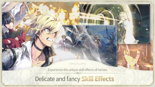 Exos Heroes screenshots 2