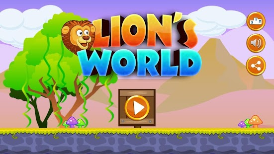 Lion World- The Jungle Kingdom- screenshot thumbnail